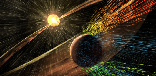 How to manage the solar wind?