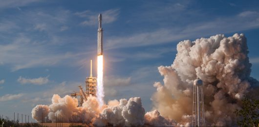 Can we use a sustainable rocket fuel?