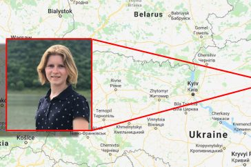 New correspondent: Maryna Prokopenko from Sumy State University, Ukraine